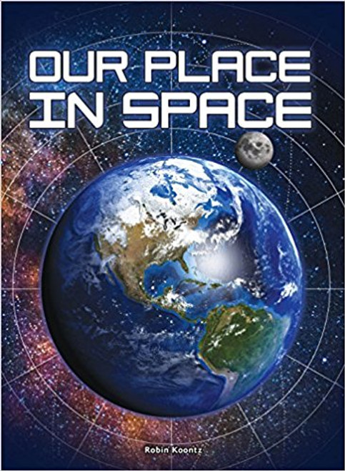 Explores Earth s role and place in universe; discusses origin theories for planets in our solar system; light waves, light years, measuring distances and sizes; components of the universe (stars, nebulae, and galaxies) and relation to Earth; characteristics that allow life to exist such as the proximity of the Sun, presence of water, and composition of the atmosphere