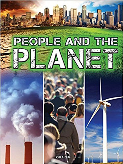 Explores how human activity affects the Earth, e.g. effects of human activity on groundwater and surface water, habitat destruction, construction, emissions, and pollution.