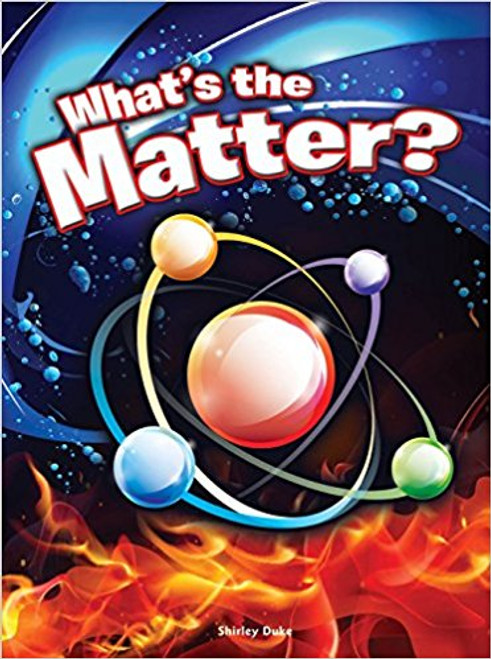 Explores the states of matter, the building blocks of everything in the universe, as well as influential scientists in the field