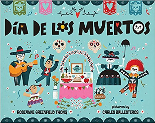 It's Dia de Los Muertos (Day of the Dead) and children throughout the pueblo, or town, are getting ready to celebrate! Join the fun and festivities, learn about a different cultural tradition, and brush up on your Spanish vocabulary, as the town honors their dearly departed in a traditional, time-honored style.