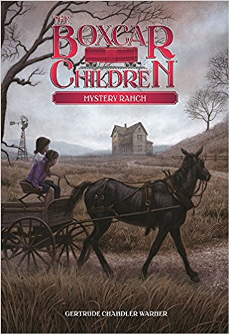 When the Boxcar Children visit their grandfather's sister, Aunt Jane, they try to help the unhappy woman out of her misery throughout the summer. Finally, they make a surprising discovery about Aunt Jane and her Mystery Ranch.