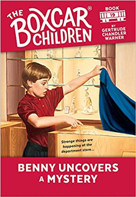 It's summertime, and Henry and Benny are excited about their new jobs in the local department store. When a valuable vase disappears, the manager suspects the boys of causing trouble. They're innocent, but who is responsible for all the suspicious things going on? It's up to Benny to uncover the mystery. . . .