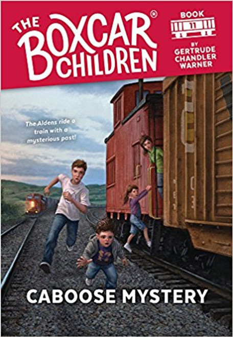 Henry, Jessie, Violet and Benny used to live alone in a boxcar. Now they have a home with their grandfather and are spending the summer traveling on a train--in their own caboose, Number 777. On the trip, they encounter a strange mystery surrounding the history of their caboose!