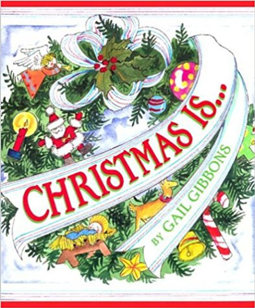 Christmas is many things to many people. It celebrates the birth of the Christ child. It is also Saint Nicholas and Santa Claus, angels, lights, Christmas trees, cards, carols, presents, and prayers. Christmas is . . . peace, love, and joy.