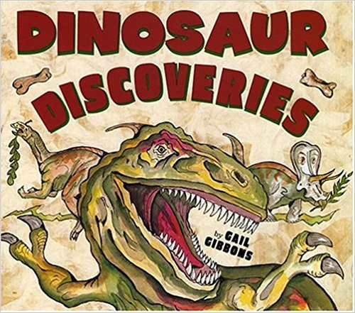 Here are the most recent theories about the history of dinosaurs, backed up with amazing facts about dinosaur discoveries. Gibbons discusses the Triassic, Jurassic, and Cretaccous periods and many of the non-bird dinosaurs that lived during each of those times.