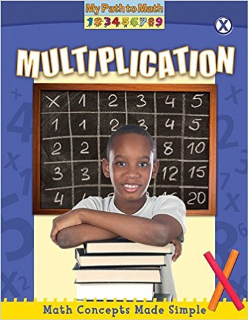 Multiplication (Paperback) by Ann Becker