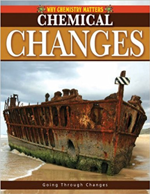 Chemical Changes (Paperback)- OSI by Lynette Brent