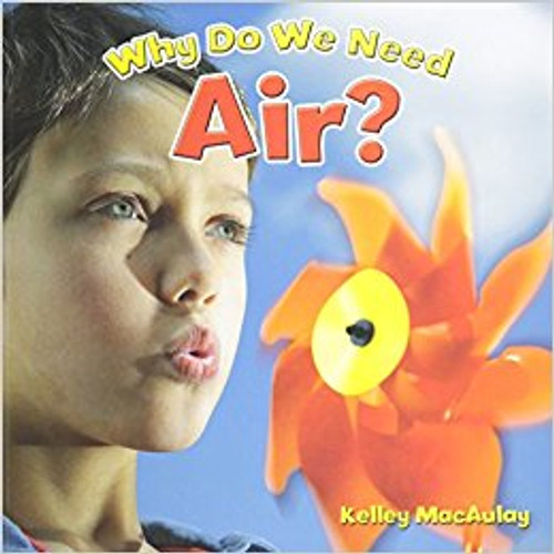 Why Do We Need Air? by Kelley MacAulay