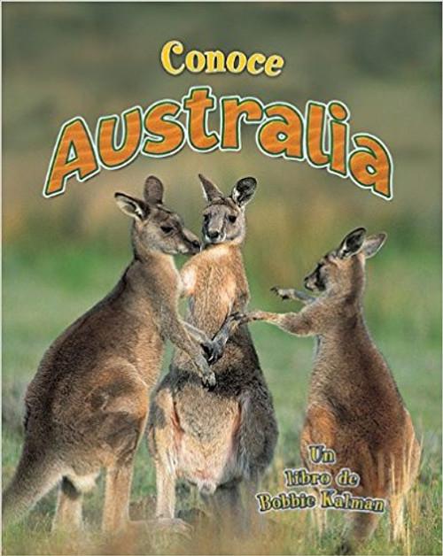 Conoce Australia by Bobbie Kalman
