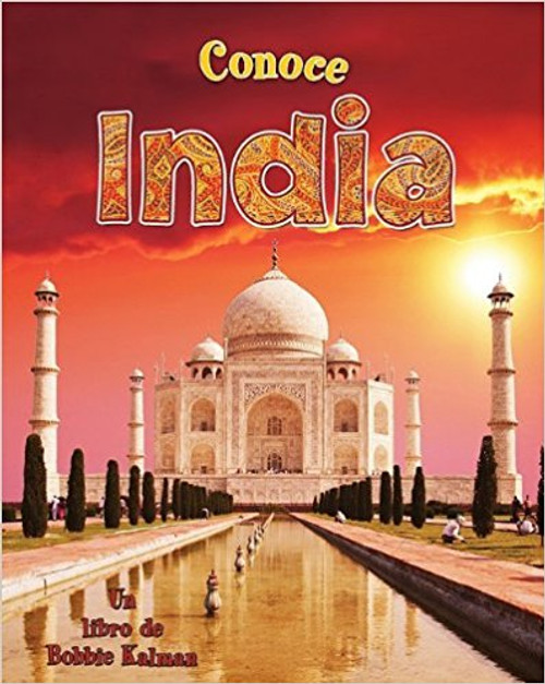 Conoce India by Robin Johnson
