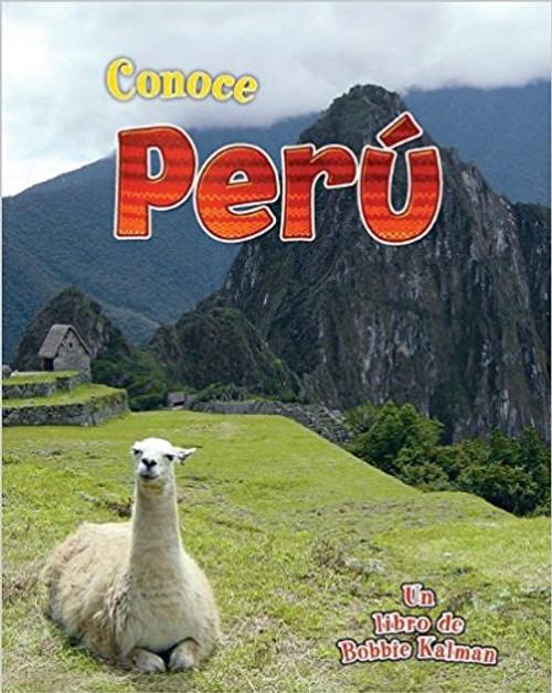 Conoce Peru by Robin Johnson