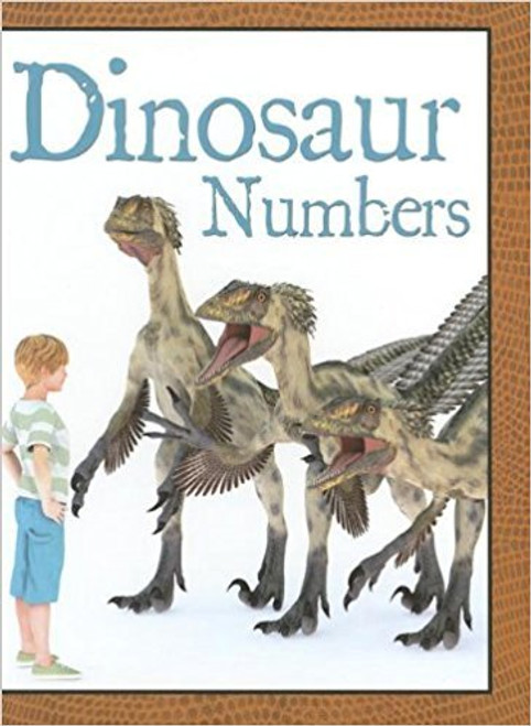 Dinosaur Numbers (Paperback) by David West