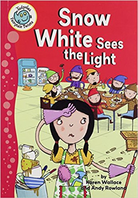 Snow White Sees the Light (Paperback) by Karen Wallace