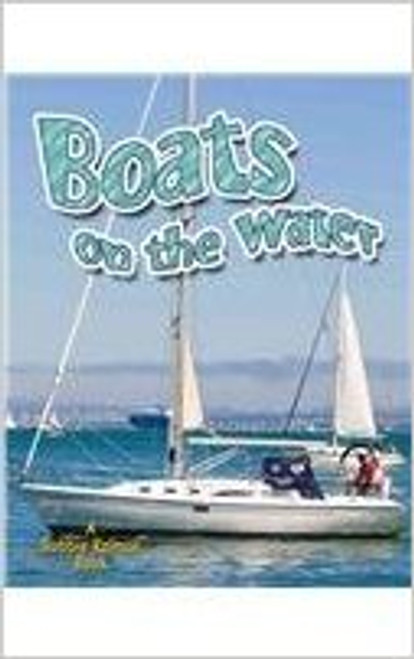 Boats on the Water by Lynn Peppas