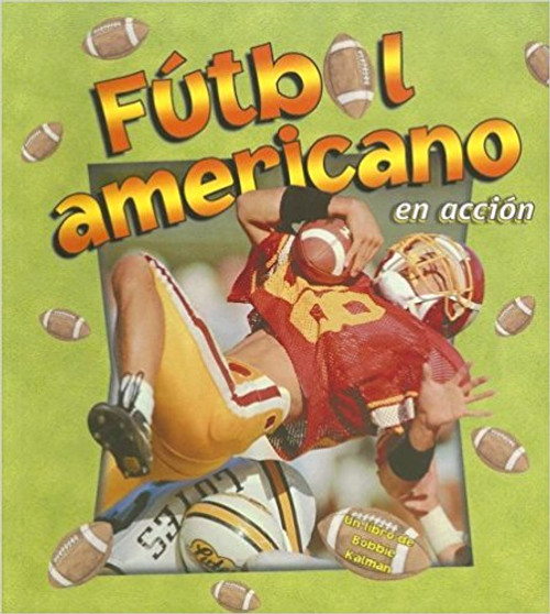 Futbol Americano en Accion by John Crossingham