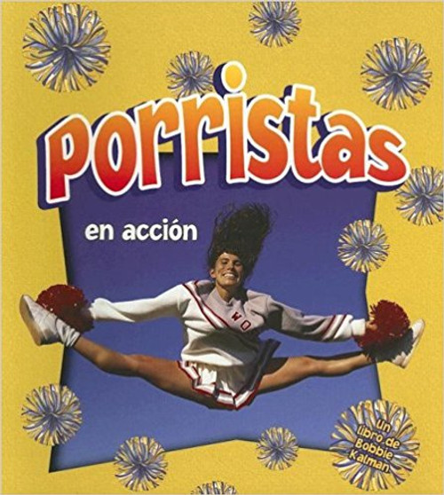 Porristas en Accion by John Crossingham