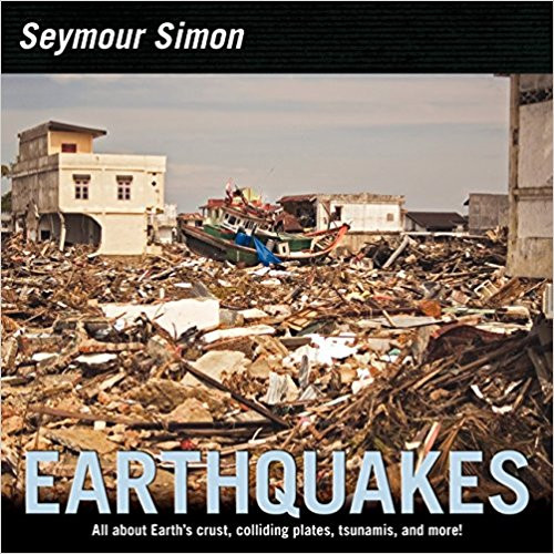 Earthquakes - A True Book by Ker Than