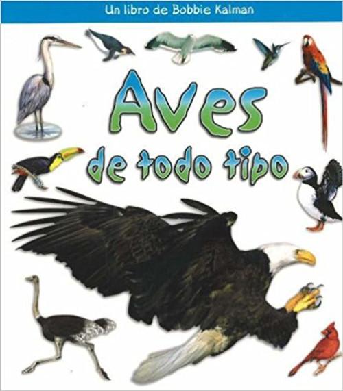 Aves de Todo Tipo by Rebecca Sjonger