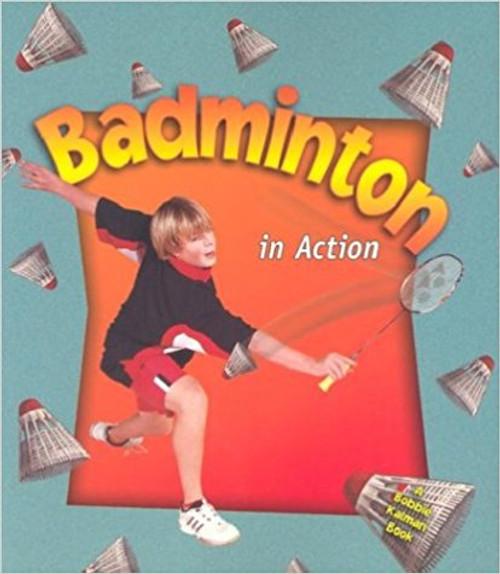 Badminton by Niki Walker