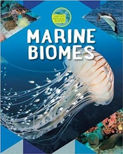 Marine Biomes by Richard Spilsbury