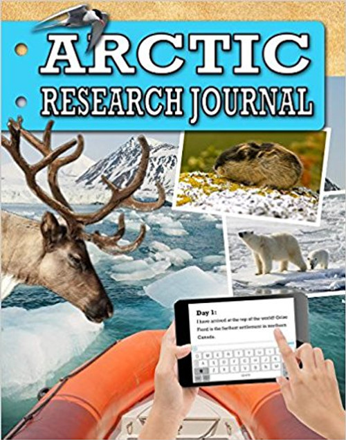 Arctic Research Journal by Ellen Rodger