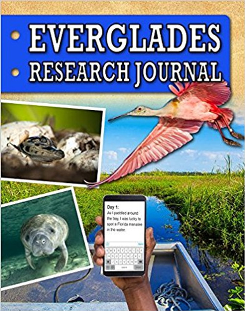 Everglades Research Journal by Robin Johnson