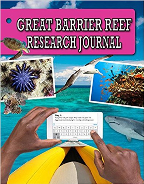 Great Barrier Reef Research Journal by Natalie Hyde
