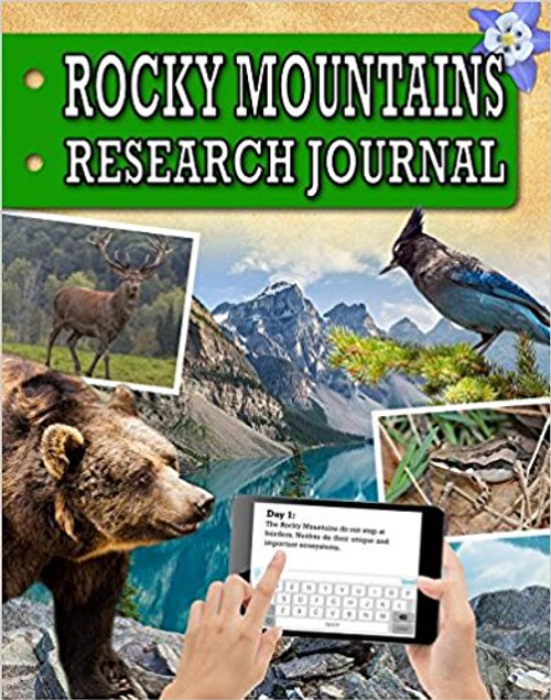 Rocky Mountains Research Journal by Natalie Hyde