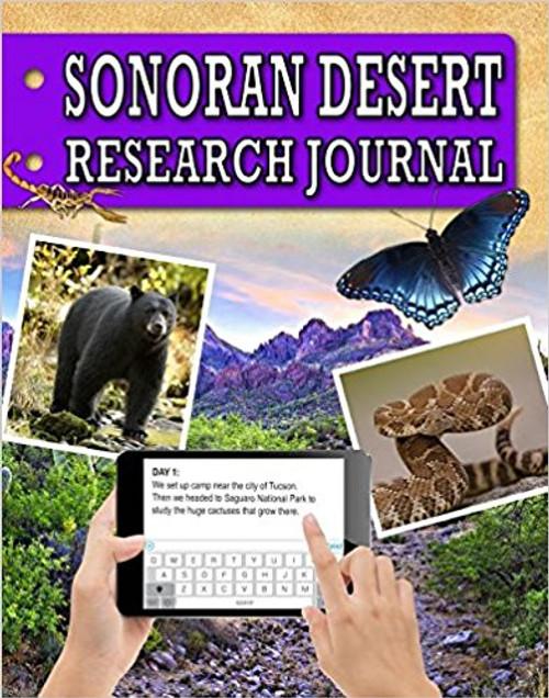 Sonoran Desert Research Journal by Robin Johnson