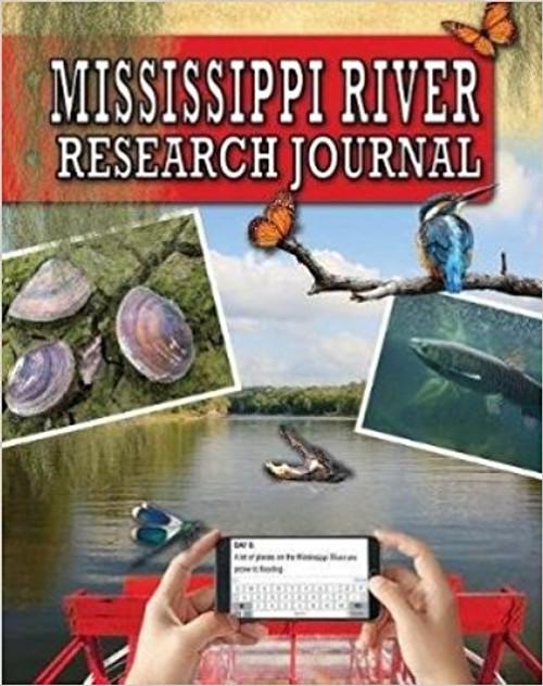 Mississippi River research Journal by Ellen Rodger