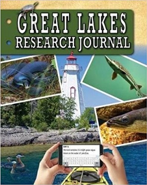 Great Lakes Research Journal by Ellen Rodger