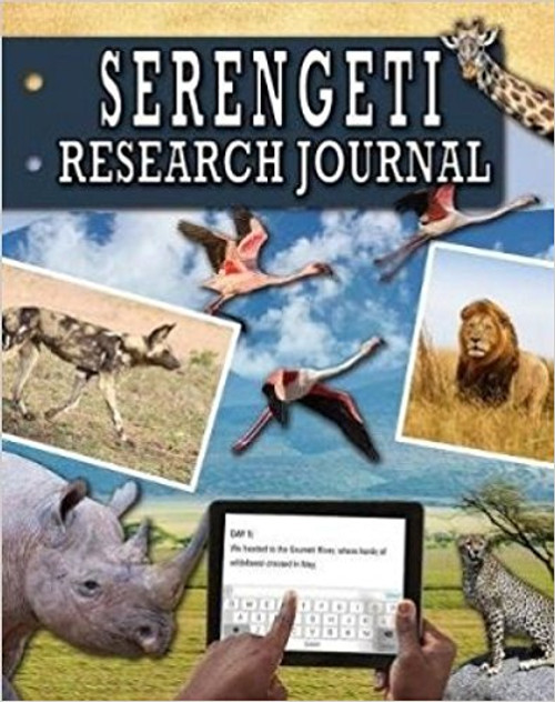 Serengeti Research Journal by Natalie Hyde