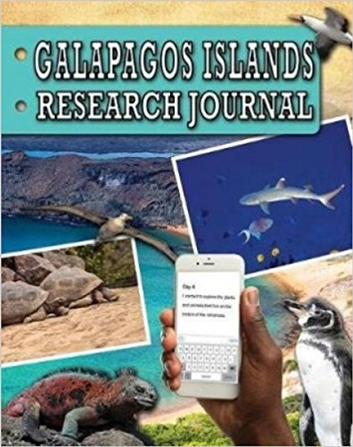 Galapagos Islands Research Journal by Natalie Hyde