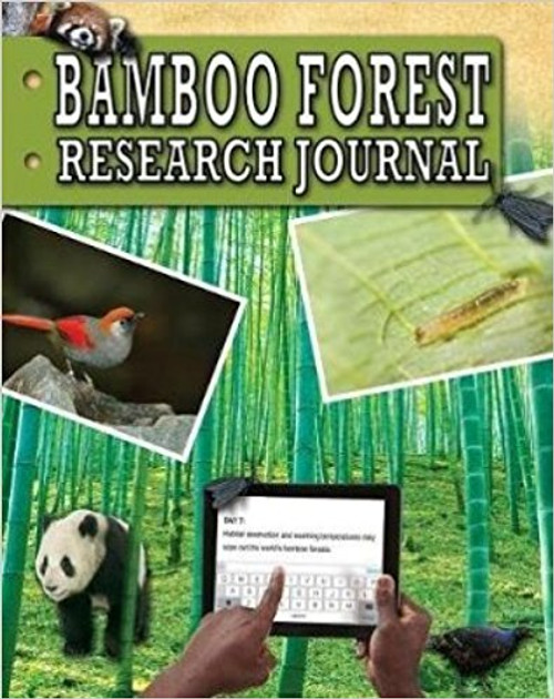 Bamboo Forest Research Journal by Heather Hudak