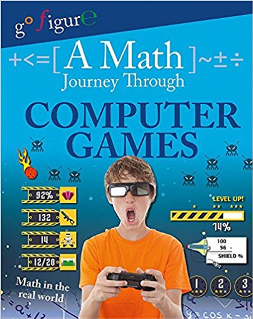 a Math Journey through Computer Games by Hilary Kroll