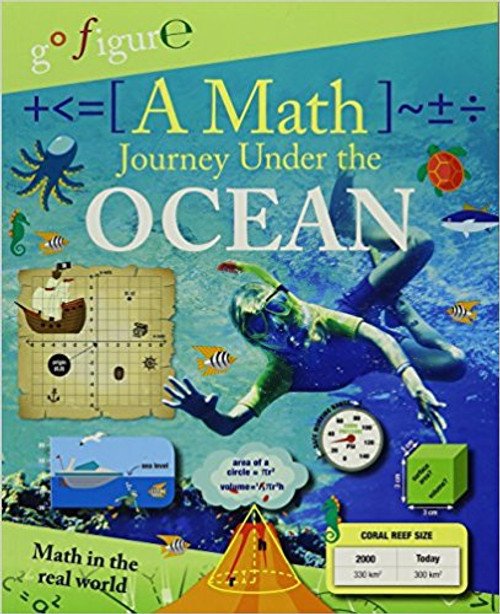 A Math Journey Under the Ocean by Hilary Kroll