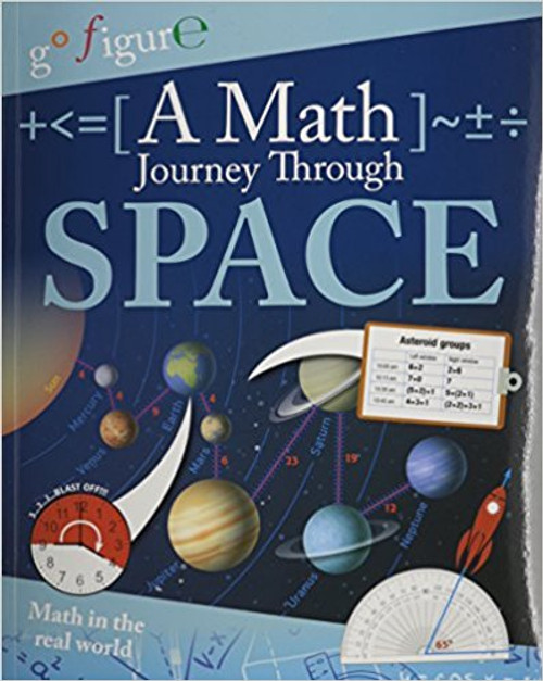 A Math Journey Through Space (Paperback) by Anne Rooney
