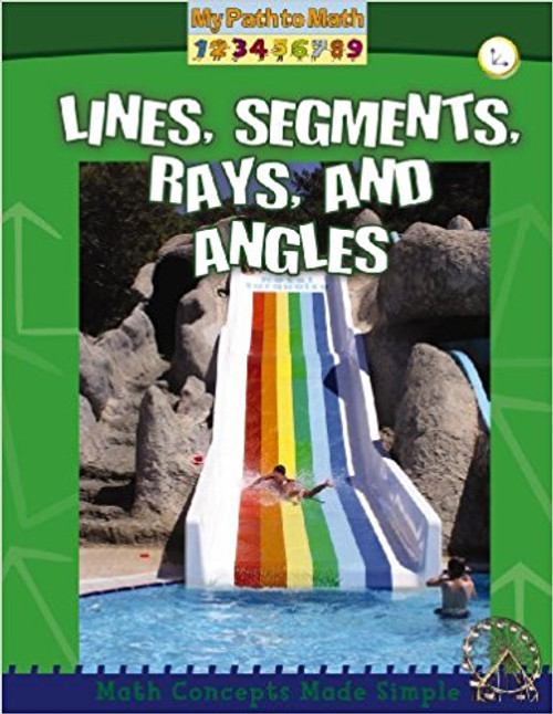 Lines, Segments, Rays, and Angles by Claire Piddock
