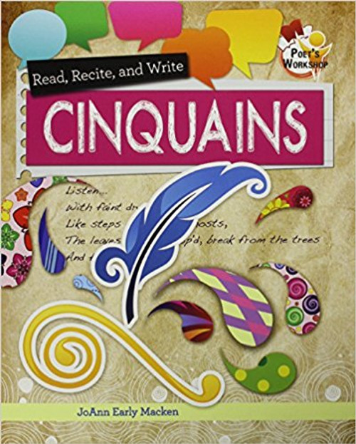 Read, Recite, and Write Cinquains (Paperback) by JoAnn Early Macken