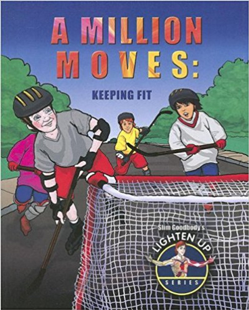 A Million Moves: Keeping Fit (Paperback) by John Burstein