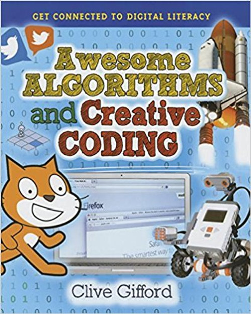 Awesome Algorithms and Creative Coding (Paperback) by Clive Gifford