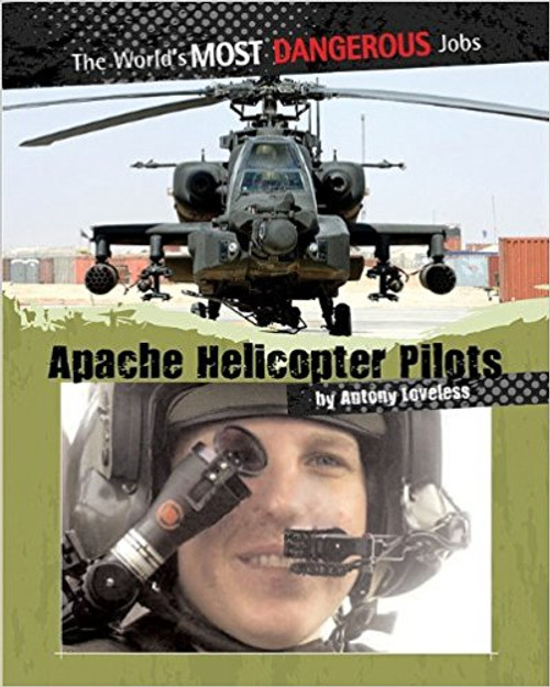 Apache Helicopter Pilots by Antony Loveless