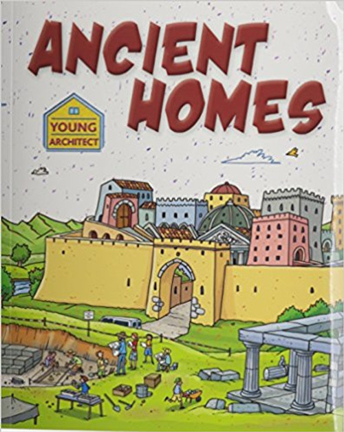 Ancient Homes by Saranne Taylor