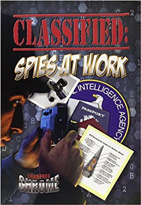 Classified: Spies at Work by Natalie Hyde