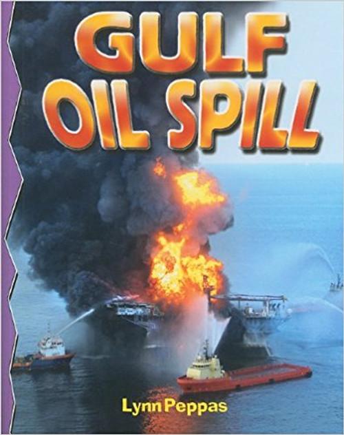 Gulf Oil Spill by Lynn Peppas
