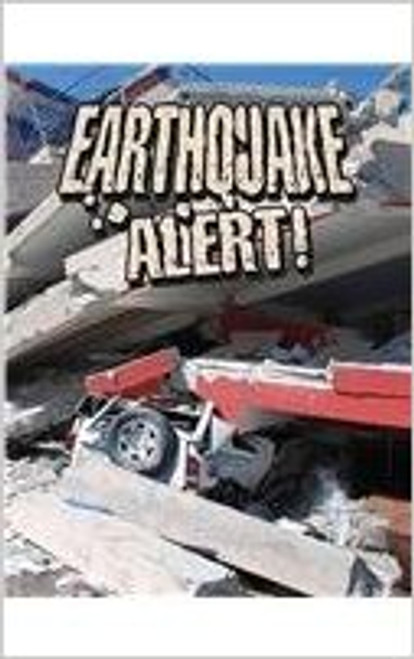 Earthquake Alert! by Shilpa Mehta-Jones