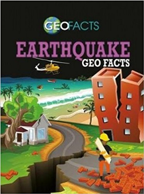 Earthquake Geo Facts by Georgia Amson-Bradshaw