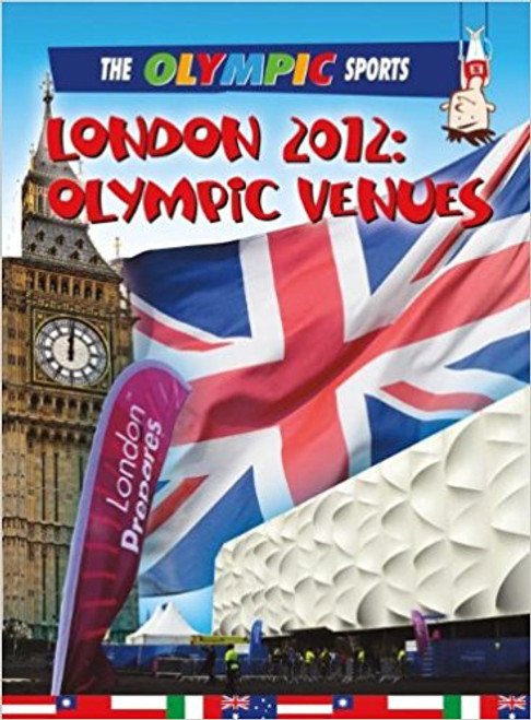 London 2012: Olympic Venues (Paperback) by Reagan Miller