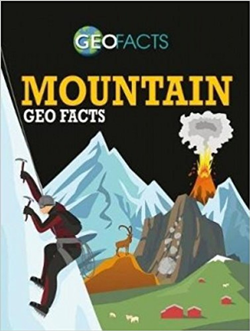 Mountain Geo Facts by Izzi Howell