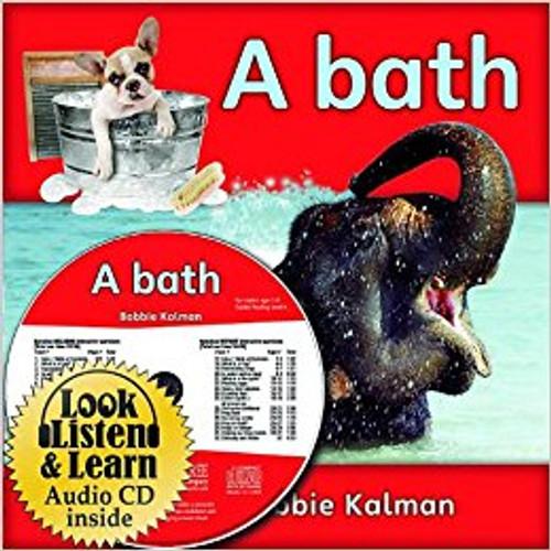 A Bath (With CD) by Bobbie Kalman